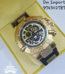 f3a7c40513d Invicta Pulseira de Borracha 974302787Dm Import