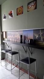 Lanchonete e Restaurante no Centro