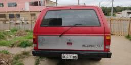 Chevrolet Bonanza 1989 6CC Álcool