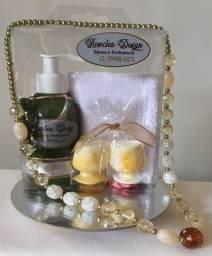 Kits de sabonete líquido hidratante essência Dove