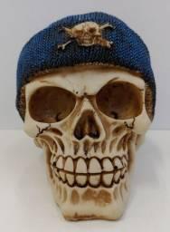 Cranio Caveira em resina Decoraçao