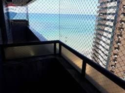 Excelente apartamento à beira mar de Candeias