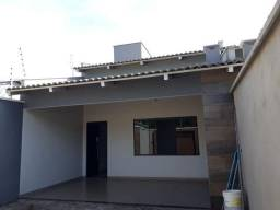 Casa Nova 3/4 Sendo 1 Suíte Financia Classe A Na Laje E Com Churrasqueira