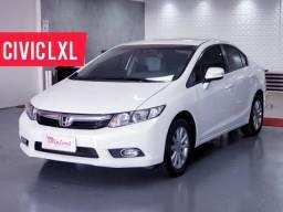 "Civic LXL Automático Com Multimidia ""Periciado"""