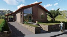 Casa com 3 dormitórios à venda, 115 m² por R$ 469.900 - última unidade - Teresópolis/RJ