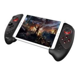 """Manete Para Celular Tablet Tela De 11"""" Ipega Joystick Bluetooth - 82873"""