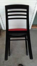 Kit mesa e cadeiras oriental (restaurante)