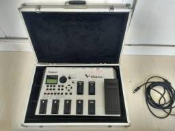 Roland V-Bass Sintetizador Pedaleira de Contrabaixo (Aceito Trocas do meu interesse)