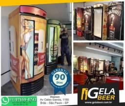 Expositor Cerveja 432L Metalfrio VN43R