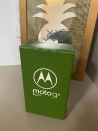 Moto g8 play 32gb NOVO