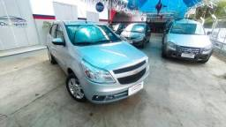 Chevrolet Agile 1.4 LTZ MANUAL FLEX 2011 4P - 2011