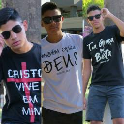T_ SHIRTS camisetas  e baby look