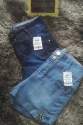 Shorts jeans Femininos