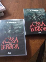 Dvds Seriado A casa do terror