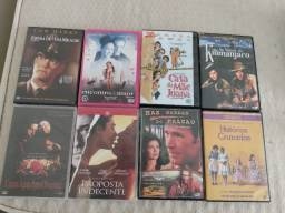 Dvds de filmes e shows