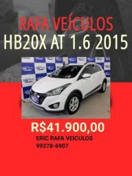 HB20X STYLE AT 1.6 2015 R$ 41.900,00 - ERIC RAFA VEICULOS