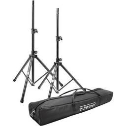 Par De Pedestais On-stage Stands de Alumínio Com Bolsa SSP7950