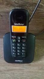 Telefone intelbras sem fio 3110