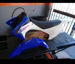 Roupa CRF 230 para adaptação em motos nacionais Tornado XR 200