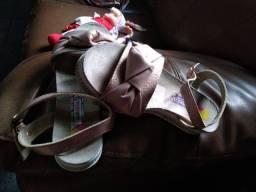 Lote de calçados 33/34