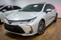 Toyota corolla 1.8 vvt-i hybrid flex altis cvt 209/2020 a pronto entrega