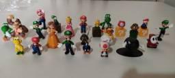 Super Mário - Bonecos