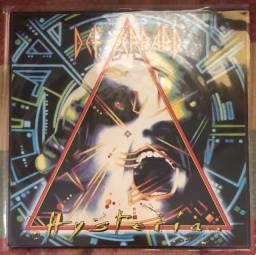 Def Leppard - Hysteria - LP Vinil - Importado - Metal - Hard Rock