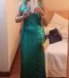 Vestido de Festa em Paetê