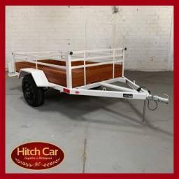 Carretinha Hitch Car >>> 1.20 x 1.60 fazendinha com NF nova !!! 2799 a vista