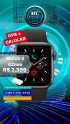 Apple Watch 3 42mm e 38mm novos lacrados