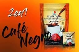 Café orgânico com ganoderma. Eleva o sistema imunológico e eliminar as toxinas.