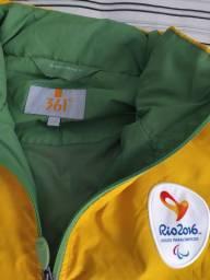Jaqueta Jogos Paralímpicos Rio 2016