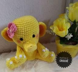 Amigurume elefante