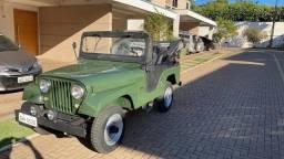 Jeep Wyllis 1967