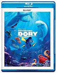 Blu Ray Disney Pixar Procurando Dory