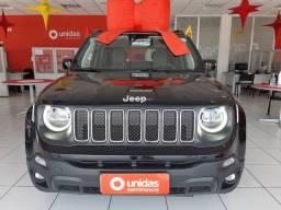 Jeep Renegade muito lindo bancos de couro