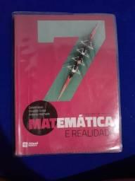 Livro plurall, matemática e realidade, 7° ano