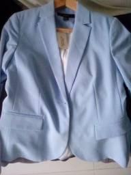 Blazer azul da Forever21 Novo