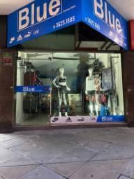 Loja de roupas esportivas