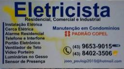 Eletricista João Paulo *whats