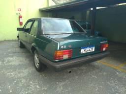 Monza SL 2.0 básico raridade gasolina