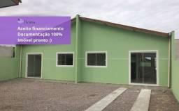 Casa de condomínio à venda com 2 dormitórios em Piçarras, Guaratuba cod:LIV-14907