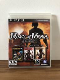Jogo Prince Of Persia(Trilogy)- PS3