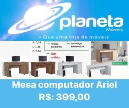 Mesa para computador Ariel Promoção