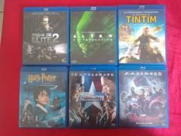 Filmes Blu-ray Originais (LEIA A DESCRIÇÃO)