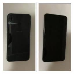 Zenfone 5 Asus e Relógio digital