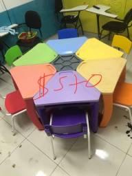 Jogo de mesa infantil oportunidade