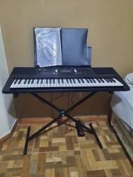 Piano teclado eletrônico Yamaha E343