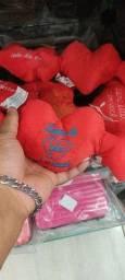 Corações de Pelúcia