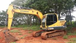 Escavadeira Hyundai 140LC-9S